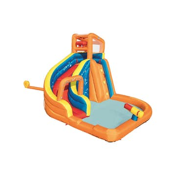 Vattenpark H20GO Splash Turbo Water Zone 365x620x270