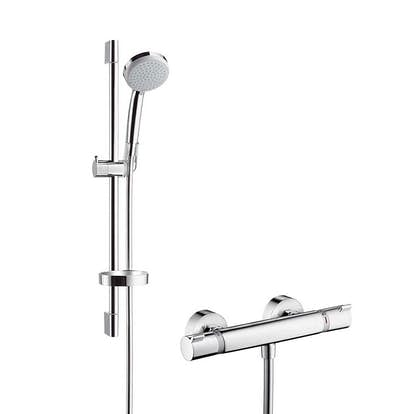 Duschset Hansgrohe Croma 100 Ecostat Comfort 150 cc